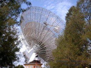 fast radio telescope